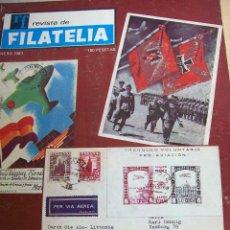 Sellos - REVISTA DE FILATELIA Nº 170 Enero 1983 - 66331466