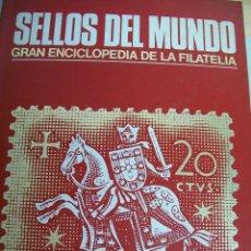 Sellos: SELLOS DEL MUNDO. GRAN ENCICLOPEDIA DE LA FILATELIA. HISTORIA. EDICIONES URBIÓN.1982. Lote 68062769
