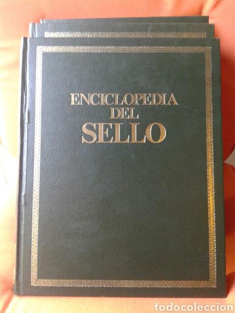 ENCICLOPEDIA DEL SELLO, ED SARPE (Filatelia - Sellos - Catálogos y Libros)