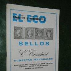 Sellos: EL ECO FILATELICO Y NUMISMATICO 1978 - N.735. Lote 73021903