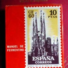 Sellos: CRONICA DEL CIF-60 COLECCIÓN LA CORNETA Nº 3 MANUEL DE FERMENTINO 1964. Lote 80937884
