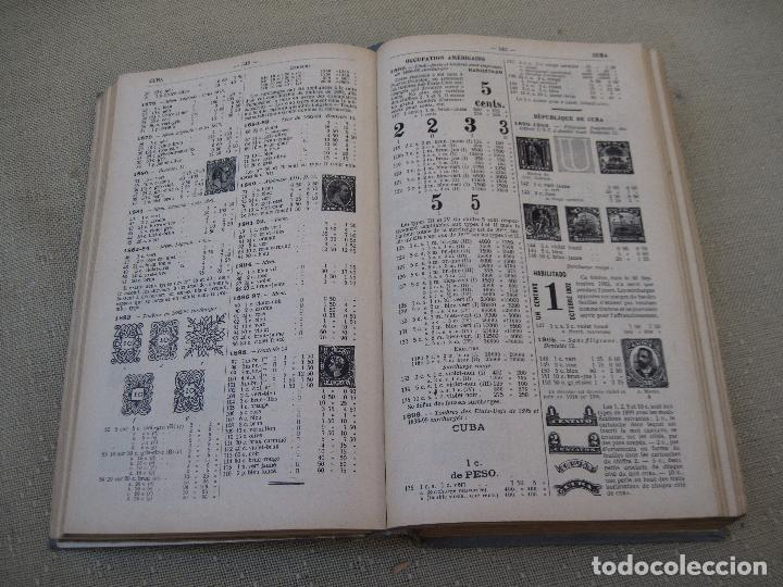 Sellos: CATALOGUE DE TIMBRES - POSTE - YVERT & TELLIER - CHAMPION - 1941. SELLOS - FILATELIA. - Foto 3 - 86966280