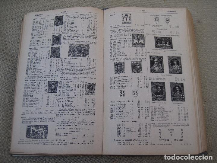 Sellos: CATALOGUE DE TIMBRES - POSTE - YVERT & TELLIER - CHAMPION - 1941. SELLOS - FILATELIA. - Foto 7 - 86966280