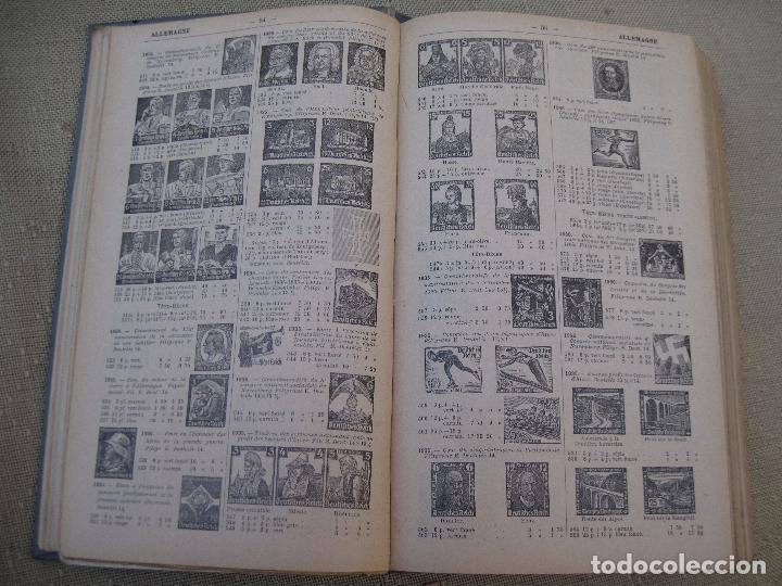 Sellos: CATALOGUE DE TIMBRES - POSTE - YVERT & TELLIER - CHAMPION - 1941. SELLOS - FILATELIA. - Foto 9 - 86966280