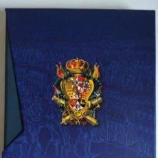 Sellos: EL EJÉRCITO DE TIERRA EN LA FILATELIA ESPAÑOLA 1927-2002 – CORREOS Y TELEGRAFOS/ACADEMIA GENERAL. Lote 87166056