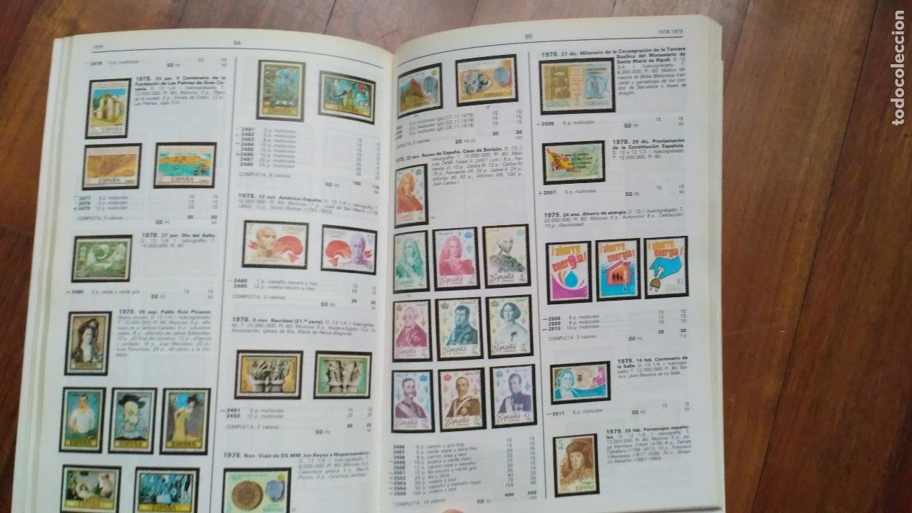 Sellos: Catálogo de sellos de España de 1990 - Foto 2 - 88925988