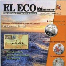 Sellos: EL ECO FILATÉLICO Y NUMISMÁTICO - Nº1191. Lote 95862039