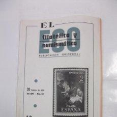 Sellos - EL ECO FILATELICO Y NUMISMATICO. Nº 557. 20 DE OCTUBRE 1970. AÑO XXVI. TDKR42 - 97427183