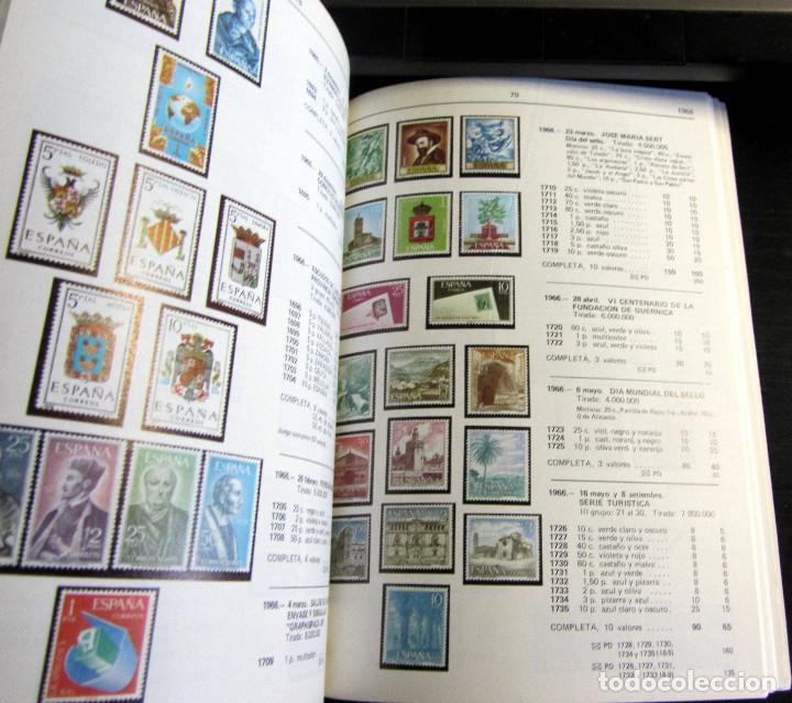 Sellos: CATALOGO UNIFICADO TOMO I EDIFIL 1983 FILATELIA SELLOS - Foto 3 - 97508067