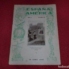 Sellos: ESPAÑA Y AMÉRICA - NÚMERO 36 - AÑO 1936. Lote 101282883