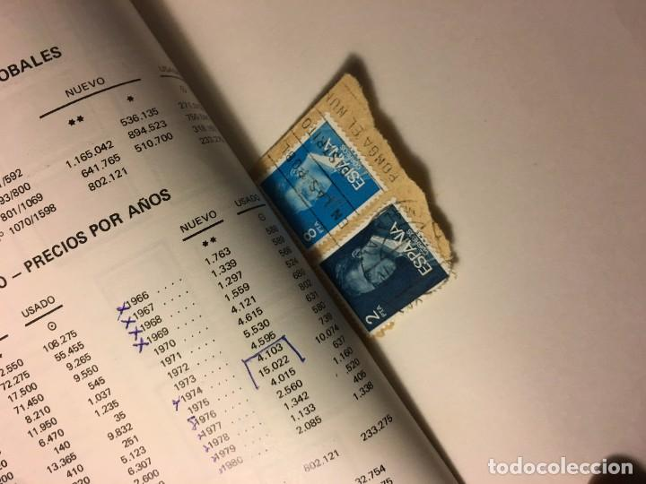 Sellos: RA140 PLIEGO DE SELLO SELLOS LIBRO CATALOGO UNIFICADO TOMO I EDIFIL 1982 Y SELLOS - Foto 10 - 103058567