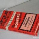 Sellos: LARGUS DU TIMBRE-POSTE 1972 - CATALOGUE NATIONAL DES NÉGOCIANTS EN TIMBRE-POSTE.IDIOMA FRANCES.. Lote 103403315