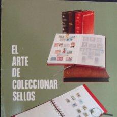 Sellos: EL ARTE DE COLECCIONAR SELLOS DE 1976. Lote 106552327