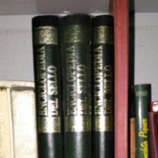 Sellos: ENCICLOPEDIA DEL SELLO TRES TOMOS SARPE MADRID 1975. Lote 108478151