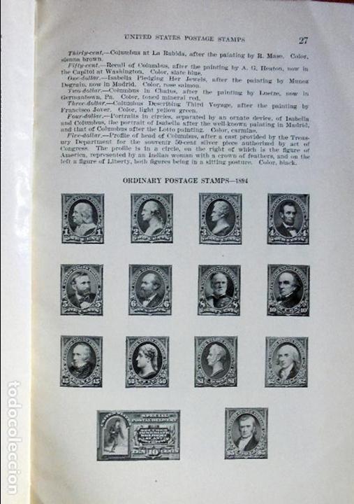 Sellos: Postage Stamps.Sellos postales de Estados Unidos.1847-1950 - Foto 2 - 108744343