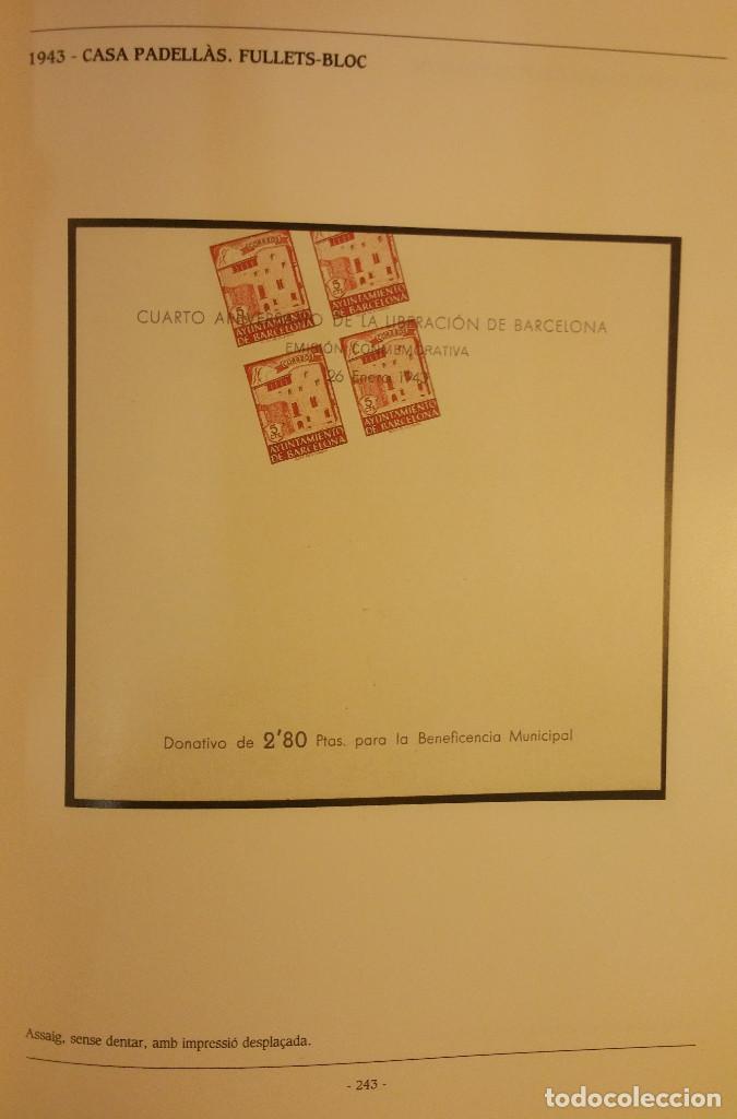 Sellos: CATALOGO, ELS SEGELLS DE LAJUNTAMENT DE BARCELONA - Foto 6 - 108746767