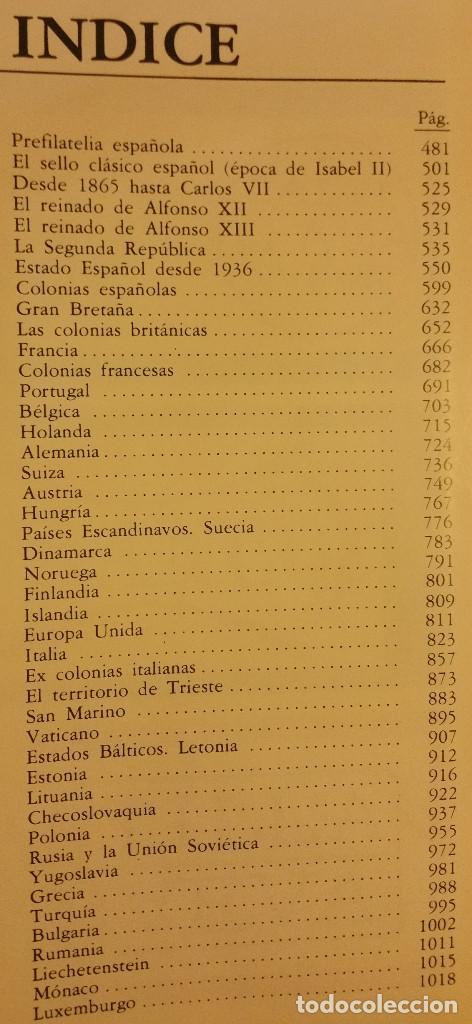 Sellos: Enciclopedia del Sello en 2 volúmenes de Sarpe - Foto 4 - 108747307