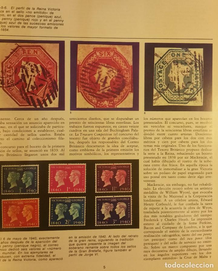 Sellos: Enciclopedia del Sello en 2 volúmenes de Sarpe - Foto 5 - 108747307