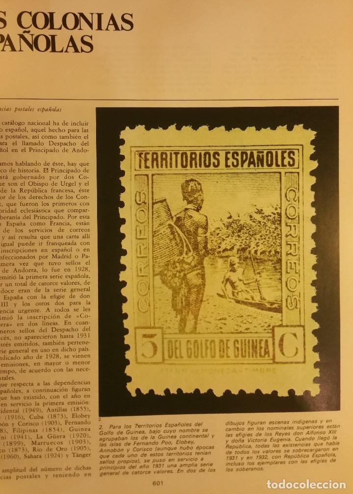Sellos: Enciclopedia del Sello en 2 volúmenes de Sarpe - Foto 8 - 108747307