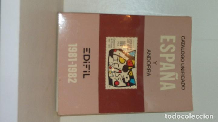 Sellos: catalogo edifil 81 - 82 - Foto 2 - 109391891