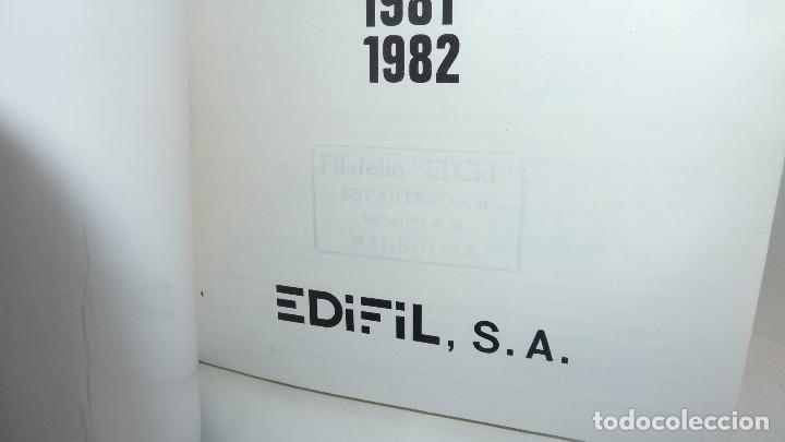 Sellos: catalogo edifil 81 - 82 - Foto 7 - 109391891