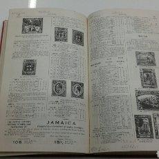Selos: ANTIGUO CATALOGO GIBBONS DE SELLOS DEL IMPERIO BRITANICO 1936 EGIPTO, IRAK IDIOMA INGLES. Lote 110567894