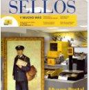 Sellos: LOTE DE 9 NÚMEROS DE SELLOS Y MUCHO MÁS. BOLETÍN DEL SERVICIO FILATÉLICO DE CORREOS. (VER DETALLE).. Lote 110626339