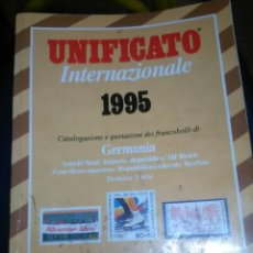 Briefmarken - catalogo italiano de Alemania,+200 paginas,muy completo.usado,idioma:italiano,precios en liras. - 113656591