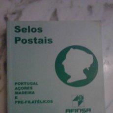 Francobolli: CATALOGO AFINSA,PORTUGAL,AZORES Y MEDERA,AÑO 2001,APENAS USADO,IMPECABLEE.. Lote 114839259