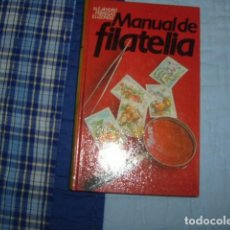 Sellos: MANUAL DE FILATELIA . ALEJANDRO FABREGAS. Lote 117241047