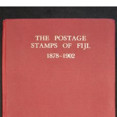 Sellos: CATALOGO SELLOS THE POSTAGE STAMPS OF FIJI 1878 - 1902. Lote 58219046