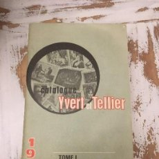 Sellos: CATALOGUE YVERT ET TELLIER- 1969 TOME I. Lote 118986075