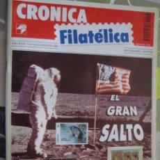 Sellos: REVISTA CRONICA FILATELICA Nº 113 JULIO 1994. Lote 123289291