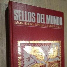 Sellos: SELLOS DEL MUNDO MANUAL GRAN ENCICLOPEDIA DE LA FILATELIA. EDICIONES URBIÓN.1981. Lote 126695367
