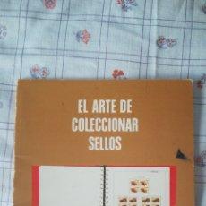 Sellos: EL ARTE DE COLECCIONAR SELLOS EDIFIL ANTONIO SERRANO PAREJA. Lote 128262044