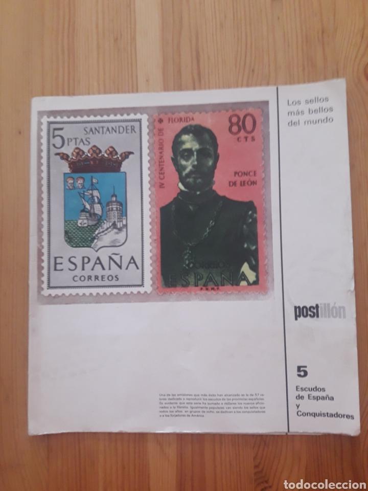 POSTILLON LOS SELLOS MAS BELLOS DEL MUNDO (Filatelia - Sellos - Catálogos y Libros)