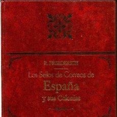 Sellos: LOS SELLOS DE CORREOS DE ESPAÑA Y SUS COLONIAS (RUDOLF FRIEDERICH-1894). Lote 130712784