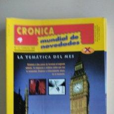Francobolli: CRONICA MUNDIAL DE NOVEDADES. Lote 131158096