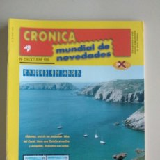 Francobolli: CRONICA MUNDIAL DE NOVEDADES. Lote 131158784