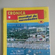 Francobolli: CRONICA MUNDIAL DE NOVEDADES. Lote 131159168