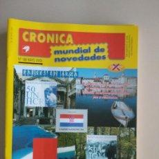 Francobolli: CRONICA MUNDIAL DE NOVEDADES. Lote 131161556
