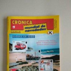 Francobolli: CRONICA MUNDIAL DE NOVEDADES. Lote 131162388