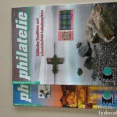 Sellos: REVISTA FILATELICA ALEMANA PHILATELIE. Lote 131285123