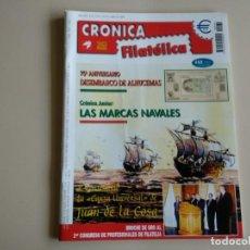 Francobolli: CRONICA FILATELICA. Lote 131358882