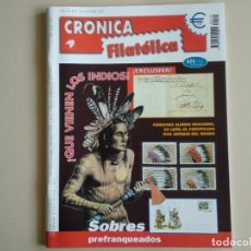 Francobolli: CRONICA FILATELICA. Lote 131564578