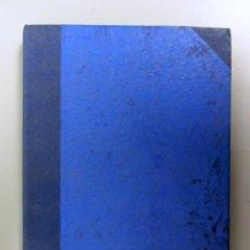 Sellos - Alhambra. Revista filatélica internacional sep1961 - dic1962. Números encuadernados tapa dura - 132668666