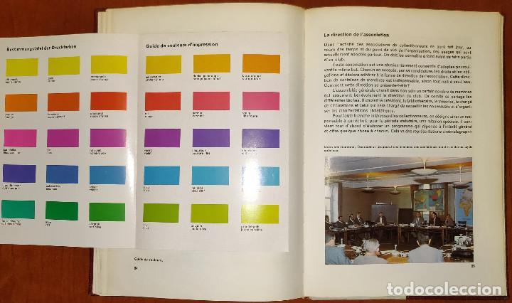 Sellos: LA PHILATÉLIE - Autor: Fernau Curt Nicolaus (En francés-Suiza) Libro sobre Filatelia - Foto 8 - 132905622