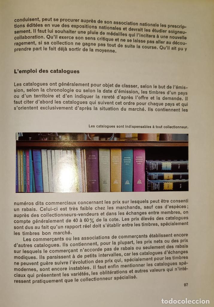 Sellos: LA PHILATÉLIE - Autor: Fernau Curt Nicolaus (En francés-Suiza) Libro sobre Filatelia - Foto 9 - 132905622
