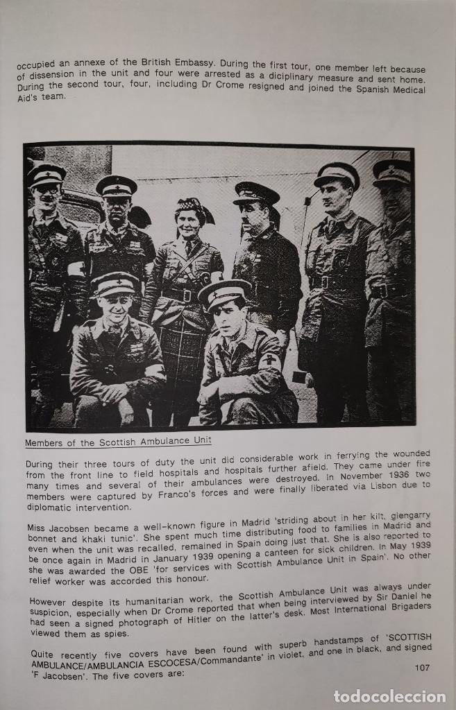 Sellos: The Postal History of the International Brigades 1936-1939 Bookclub Nº11 (2nd. Ed.). R. G. Shelley - Foto 10 - 132911486