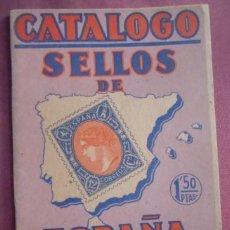Sellos: RICARDO DE LAMA 1.941 - 1ª EDICIÓN ORIGINAL. Lote 133081314